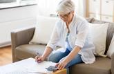 La retraite moyenne de la Cnav s'élève à 686 € brut par mois
