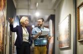 Investir dans l'art pour moins de 5 000 € avec une fiscalité allégée