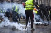 Nouveau : participer à une manifestation illégale est puni de 135 € d'amende