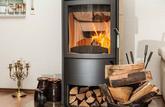 Le chauffage au bois : pas toujours très souple à l'usage