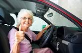 Permis : l'aptitude à la conduite des seniors ne sera pas contrôlée