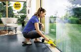 Essai : le nettoyeur de vitresKärcher wv 6 plus, des fenêtres toujours propres