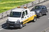 Le dépannage sur autoroute passe à 130,06 €