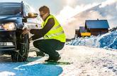 Les pneus hiver ne seront finalement pas obligatoires cette année