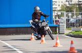 Les nouvelles épreuves du permis moto