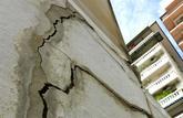 Traiter les fissures de l'immeuble