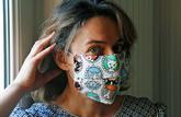 Je réalise un masque de protection