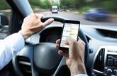 Le permis de conduire peut être confisqué en cas de téléphone au volant