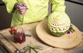 Les conseils d'un Meilleur Ouvrier de France : créer des décors de fruits