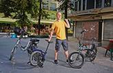 Les vélos pliants à assistance électrique : sans effort et simples à ranger