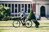 Essai : l'accessoire vélo remorque Burley Travoy