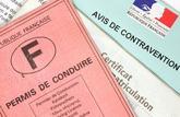 France - Danemark : les PV auto seront payés par les mauvais conducteurs