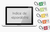 Un nouveau logo sur la réparabilité des appareils électriques et électroniques