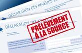 Prélèvement à la source de l'impôt : l'abattement pour les contrats de travail courts est actualisé