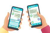 Attention, un numéro de mobile peut être attribué à deux personnes différentes