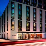 Hôtel Bvlgari: Londres découvre la dolce vita