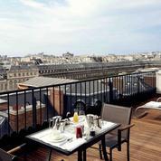 La nouvelle adresse chic est le Grand Hôtel du Palais-Royal