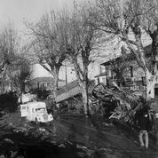 Il y a 60 ans, Fréjus était engloutie par les eaux du barrage de Malpasset