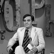 Le 10 janvier 1975, Bernard Pivot reçoit les avocats à la première d'Apostrophes