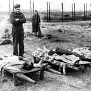 Avril 1945: l'insoutenable découverte du camp de Vaihingen