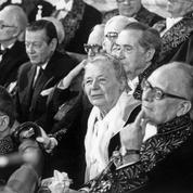 Il y a 40 ans, Marguerite Yourcenar devenait Immortelle