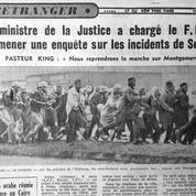 Selma, 7 mars 1965: «Bloody Sunday» en Alabama