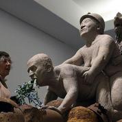 La scandaleuse statue de Juan Carlos divise les internautes