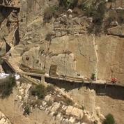 Le chemin le plus dangereux du monde a rouvert en Espagne