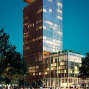 Londres croule sous les projets de gratte-ciel