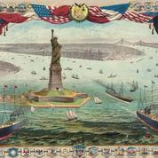 17 juin 1885: la Statue de la Liberté débarque à New York
