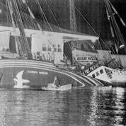 Le 10 juillet 1985, l'attentat du Rainbow Warrior fait un mort