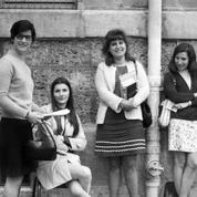 #lundi14: en 1960 les lycées interdisaient la barbe et le maquillage