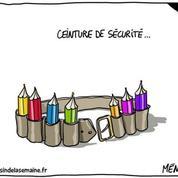 Attentats de Paris: quand l'humour répond à la barbarie