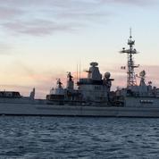 Métiers de la Marine : à bord de la frégate Jean Bart