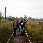 Exode :au plus près du périple des réfugiés
