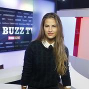 Solène Hébert: «Je me sentais coincée dans mon corps»