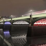 Après Paris, Londres veut illuminer les ponts de la Tamise
