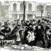 150 ans de la Commune: Le Figaro, journal interdit