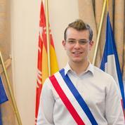 Rémy, 22 ans, étudiant à Sciences Po et nouveau maire de Florange