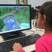 Le jeu vidéo Minecraft, prisé des ados, fait son entrée dans les salles de classe