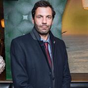 Mehdi Nebbou, avocat dans Occupied 2 pour Arte