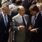 Mario Soares en 1994: «L'humanité va se mobiliser pour des idées, pas seulement pour des intérêts»