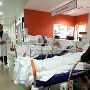 Grippe : tension dans 142 hôpitaux et déjà l'annonce d'un lourd bilan