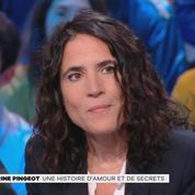 Mazarine Pingeot : «Ce que pense Karine Le Marchand, ça m'est complétement égal»