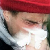La grippe partiellement responsable d'un excès de mortalité en décembre