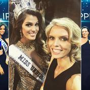 Iris Mittenaere élue Miss Univers 2016 : Sylvie Tellier enfin récompensée