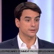 Julian Bugier propose un débat sur la précarité sur France 2