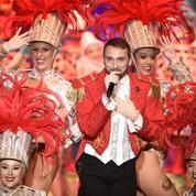 Dans les coulisses de la soirée du Sidaction au Moulin-Rouge