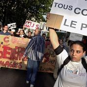Syndicats étudiants et présidents d'université appellent à «faire barrage» au FN