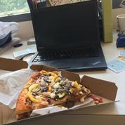 Régime 100 % pizza : le projet fou d'une étudiante américaine